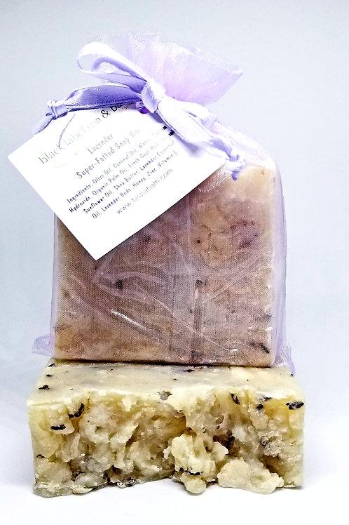 Lavender Super-Fatted Soap Bar