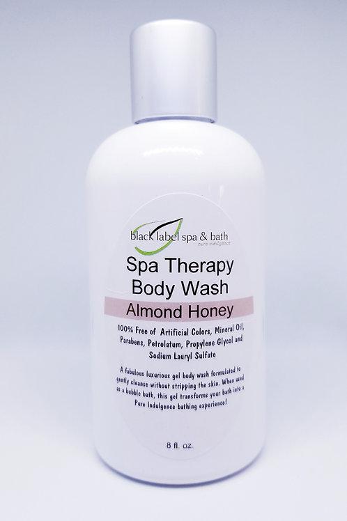 Body Wash-Almond Honey