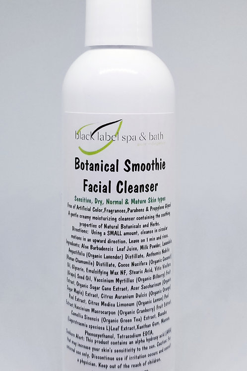 Botanical Smoothie Facial Cleanser