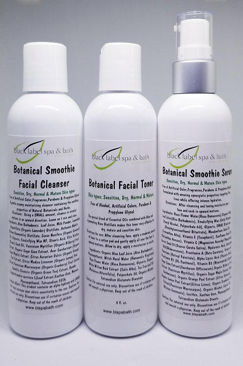 Botanical Smoothie Skin Care System