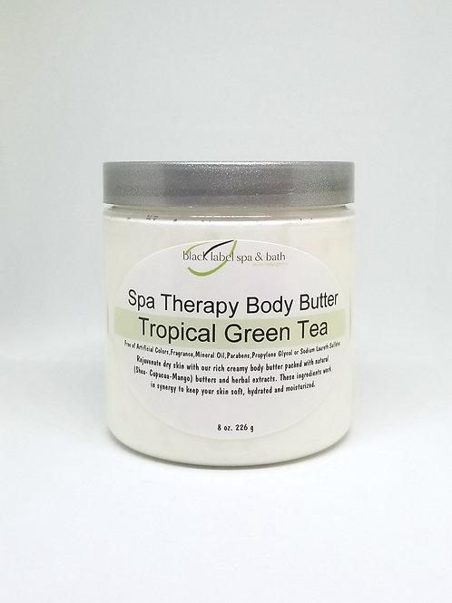 Body Butter-Tropical Green Tea