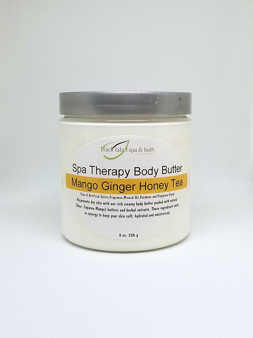 Body Butter-Mango Ginger Honey-Tea