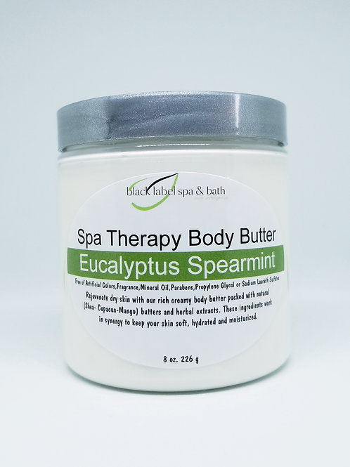 Body Butter-Eucalyptus Spearmint