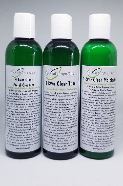 4 Ever Clear Skin Care Collection