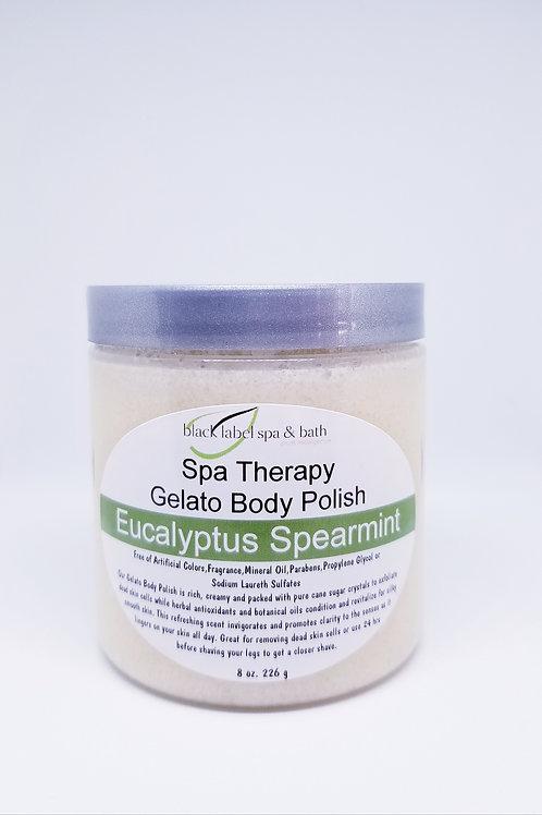 Gelato Body Polish-Eucalyptus Spearmint