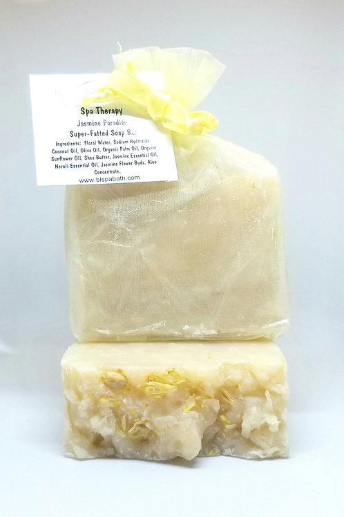 Jasmine Paradise Super-Fatted Soap Bar