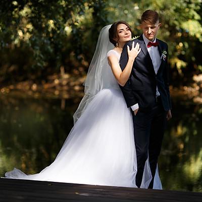Wedding Day M+S