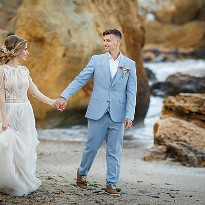 Wedding Day V+S