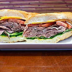 Roast Beef and Cheddar