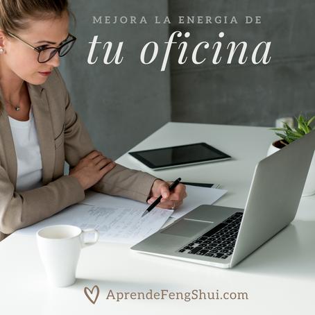 Potencia el éxito aplicando Feng Shui en la Oficina
