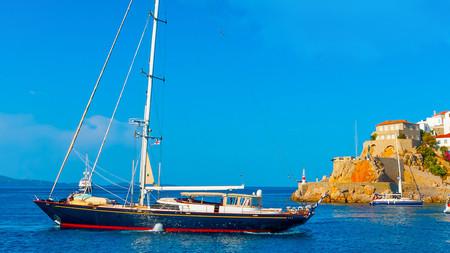 An Affair in The Greek Islands | 2020