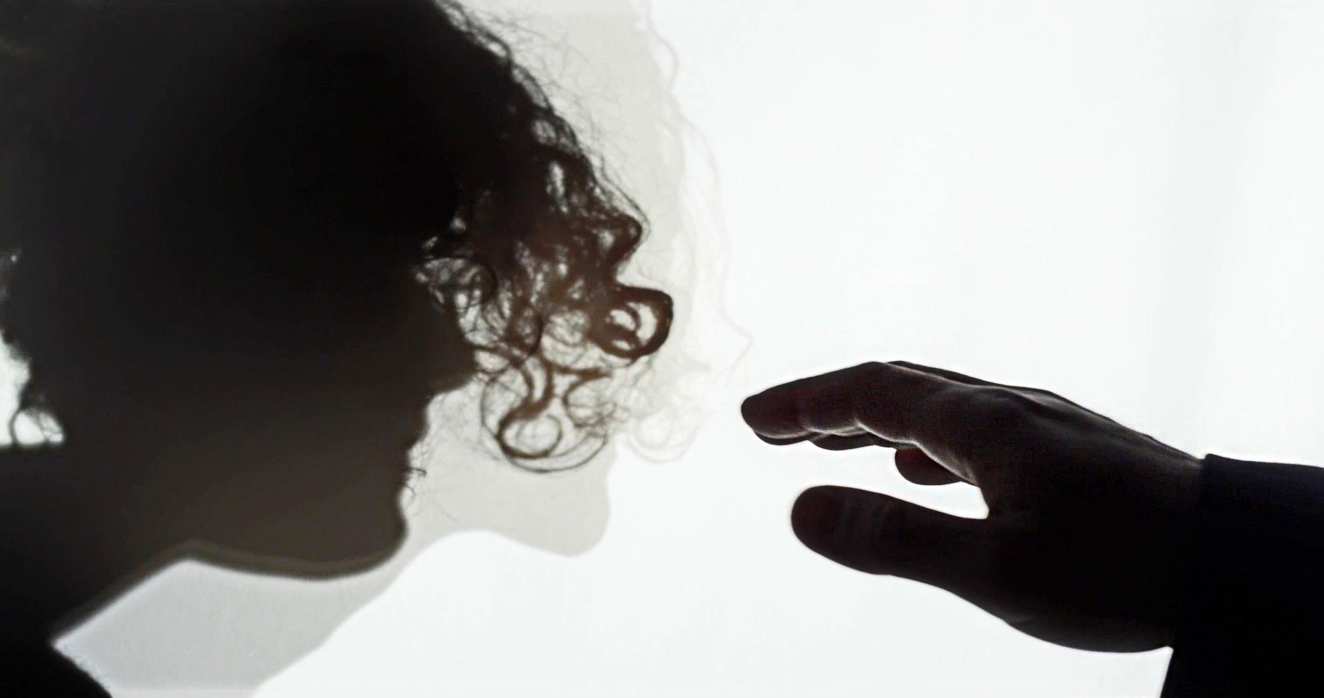 Still, Silhouetten tegen het licht