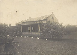 Lilayi Main Farm House - Late 1920s