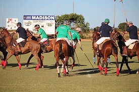 Annette Miller Cup at Lilayi Polo Club - 2016