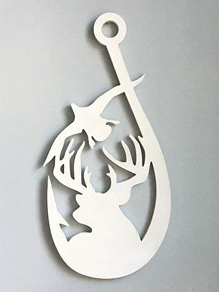 Deer Cut Out