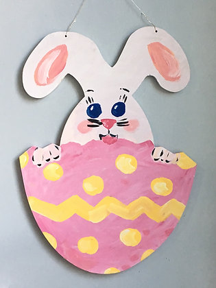 Easter Bunny Cut Out
