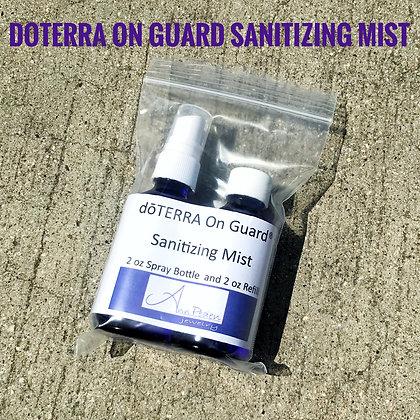 Sanitizing Mist dōTERRA On Guard®