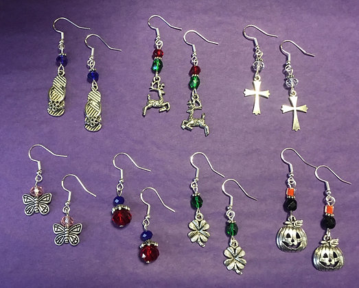 Seasonal Earring Set