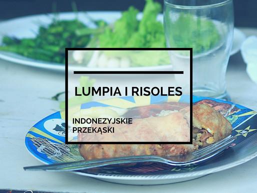 Lumpia i Risoles – Indonezyjskie Przekąski