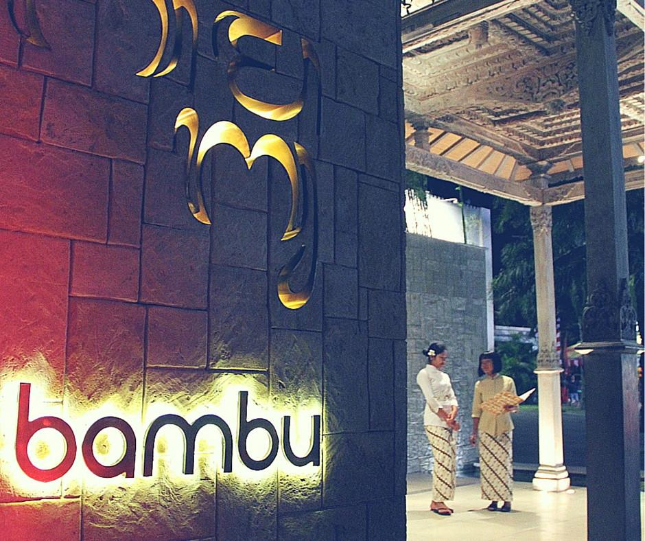 Bambu Seminyak, Najlepsze Indonezyjskie Restauracje na Bali - Smaki Indonezji