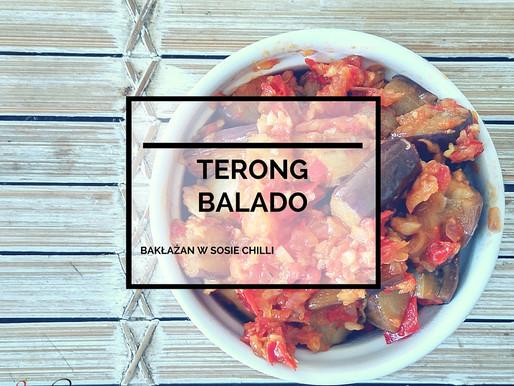 Terong Balado – Bakłażan W Sosie Chilli