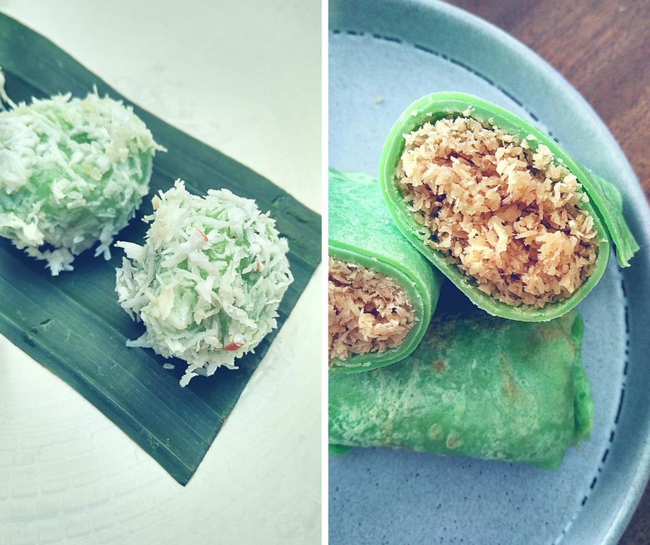 Kue-Jajan-Indonezyjskie-Słodkości-Klepon-Dadar-Gulung