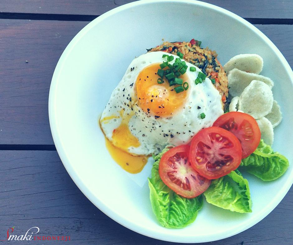Nasi Goreng przepis-Indonezyjski-Smażony-Ryż-Smaki-Indonezji-Kuchnia-Indonezyjska
