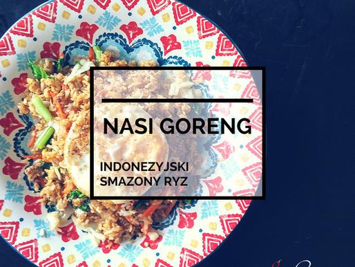 Nasi Goreng – Indonezyjski Smażony Ryż z Warzywami