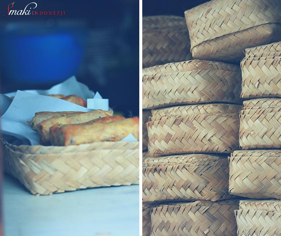 Lumpia i Risoles - Indonezyjskie Przekąski - Smaki Indonezji - Kuchnia Indonezyjska
