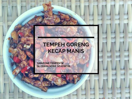 Tempeh Goreng Kecap Manis – Smażone Tempeh w Słodkim Sosie Sojowym
