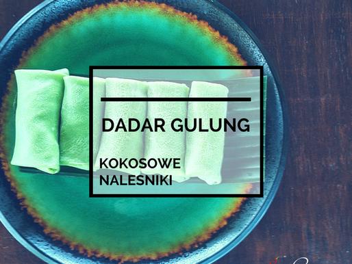 Dadar Gulung – Indonezyjskie Kokosowe Naleśniki