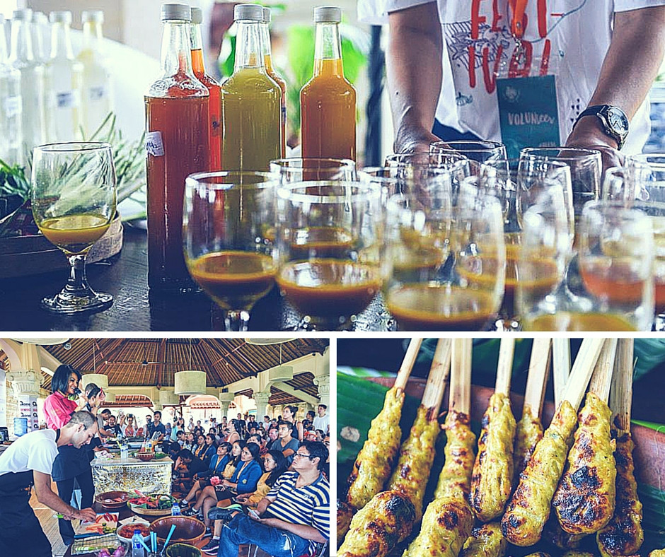 Ubud Food Festival 2016, Smaki Indonezji - Matt Oldfield Photography
