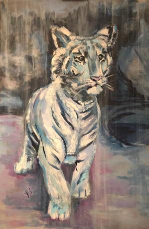 Tiger, Plasy Pilsen 2019