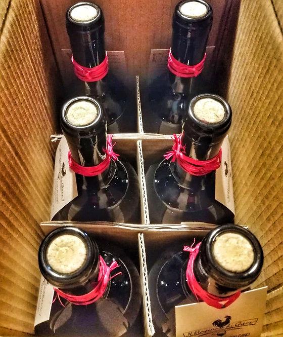 6 bottles of Bulk Wine from Vinaino di Greve