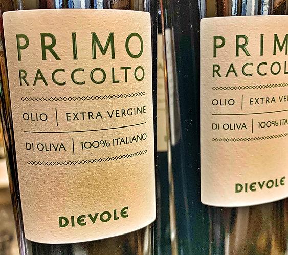 PRIMO RACCOLTO Olio Extravergine di Oliva | Dievole