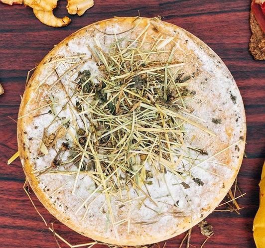 Pecorino aged in Straw and Hay