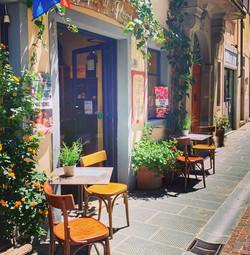 Outside Vinaino di Greve