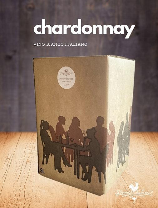 BB 5 lt BIANCO (CHARDONNAY))
