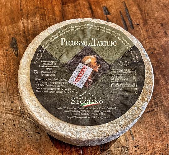 Tuscan Pecorino with Truffle