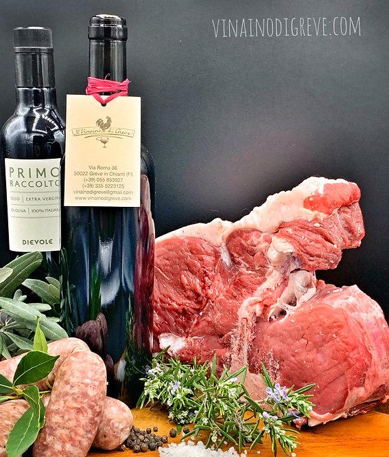 TRADITIONAL packaging of Vinaino