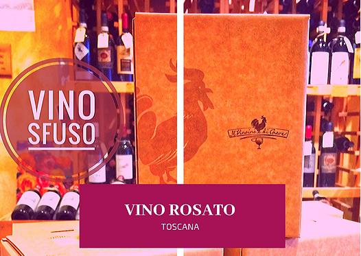Vino ROSATO  (Toscana) 5 litri