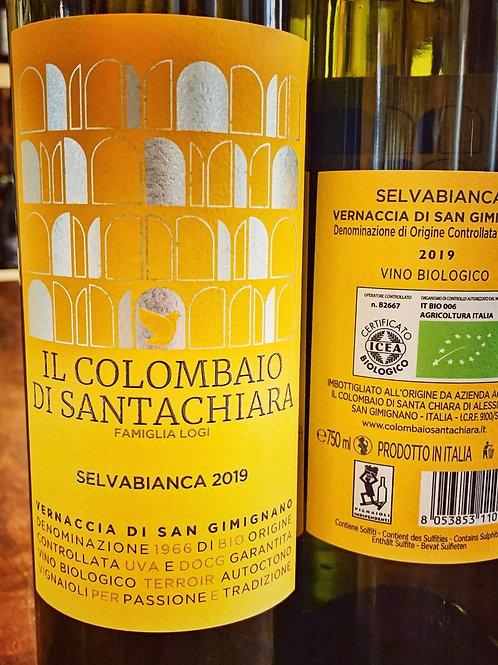 Vernaccia DOCG IL COLOMBAIO di Santa Chiara