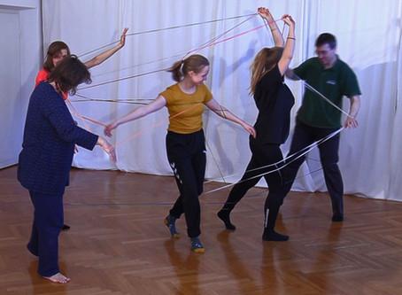 Artikel: Faszien im Tanz