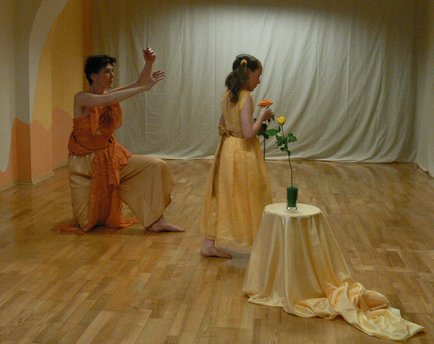 Rosen am Weg 2006