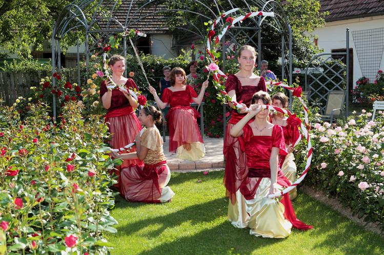 Rosenfest Pitten 2010