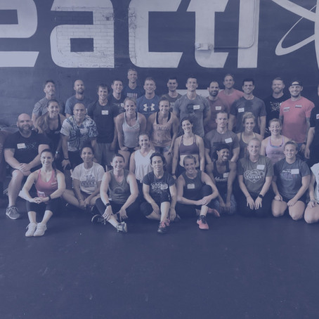 Never Say Never; Our Future with CrossFit