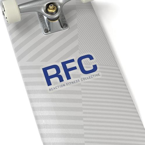RFC Kiss-Cut Stickers