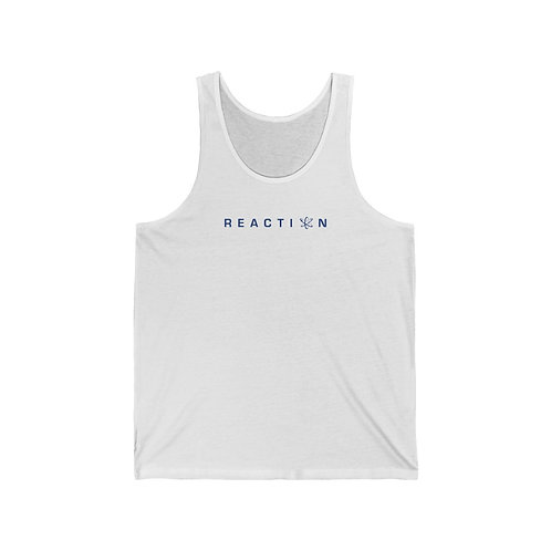 Reaction Unisex Jersey Tank