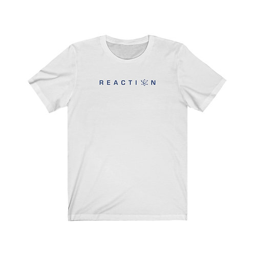 Reaction Unisex Short Sleeve Tee