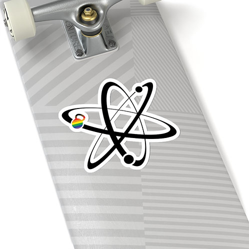 Reaction PRIDE Sticker
